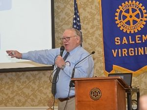 Charlie Thompson Attendence Secretary